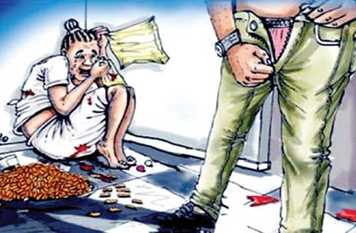 Image result for Rapists On Rampage: Shocking Stories Of How Ladies Have Become Endangered, Traumatised